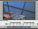PataFlaFla - Drum Rudiment - Play Drums - Drum Lessons