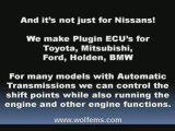 Performance Programmable ECU for Nissan Skyline Tuning