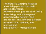adwords -- 500+ online marketing tools and methods