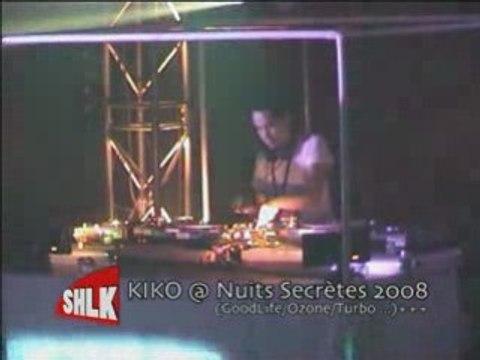 Kiko @ Nuits Secrètes 2008 (2008.08.08) Part2