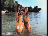 Caliente Kwatro Nautical Angels in Boracay