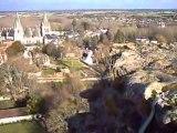 Loches vue du Donjon