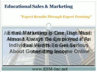 Educational Sales And Marketing | One On One Coaching