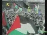 La TEAM xFk  Hommage a la Palestine Rachel corrie