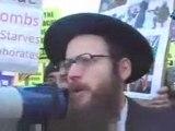 Rabbin Feldman manifeste contre agression sioniste de Gaza