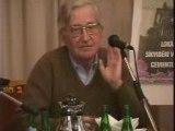 Noam Chomsky on 911 conspiracy part 1
