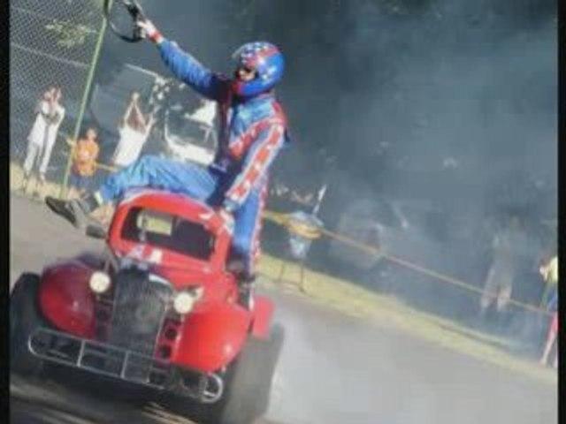 Drift Madness Mayhem - drift, burning rubber, donut, stunt..