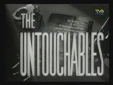 LES INCORRUPTIBLES GENERIQUE THE UNTOUCHABLES ROBERT STACK