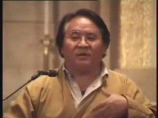 Vidéo de Sogyal Rinpoché