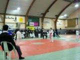 2ème combat de judo de julien et 1 er combat de gérald nivel