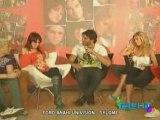 RBD - Especiales Telehit entrevista con Uriel Pt 2