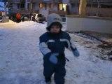 A  10 janvier 2009 Les Orres