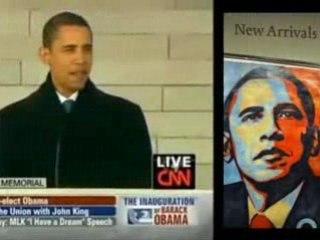 Buh-Bye Bush, Hello President Obama