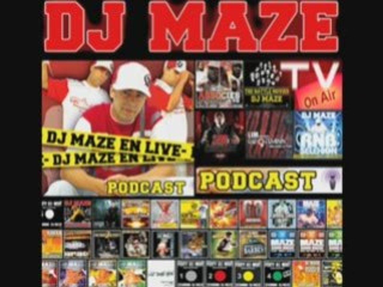 DJ MAZE MIX LIVE RADIO # 1