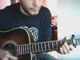 Kaolin - Partons vite (cover lesson)