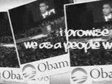 President Barack Obama sings for Tony Jazz