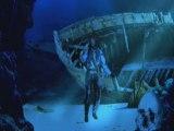 Sous l'ocean glou glou pirate