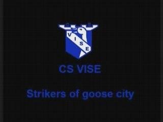 Strikers of Goose city ( CS Visé)