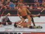 Raw IC Title CM Punk vs William Regal