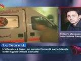 Guerre a Gaza  Analyse de Thierry Meyssan