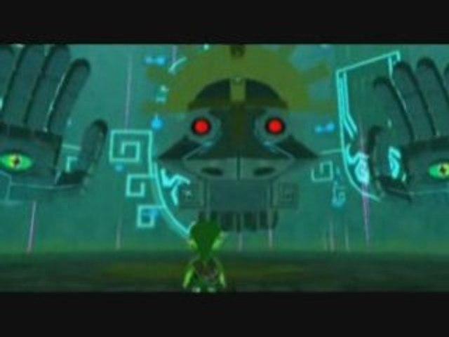 Zelda Wind Waker : Tour des Dieux - Boss