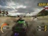 Ps3 MotorStorm 2 Pacific Rift - Extreme Crashes