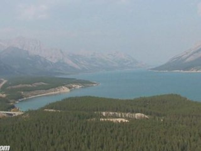HD Virtual motorcycle riding/Helicopter tour/Alberta, Canada