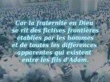 Fraternité en Islam 1/2 : Les musulmans sont tel un édifice