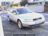 Voiture occasion audi a4