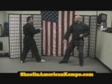 Kempo/Kenpo Karate Techniques-Jim Brassard
