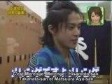 """Ikuta Toma et Oguri Shun """"[asahi]merenge-ikuta-oguri"""""""