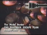 The Dillinger Escape Plan - The Mullet Burden