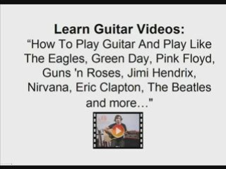 Guitar Song Software