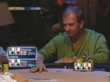 EPT 3 Barcelona - No Respect For Phil Ivey On The Button