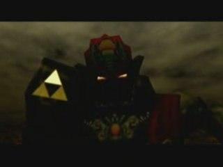 The Legend Of Zelda : Ocarina Of Time - Boss Ganon