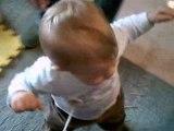 24.01.2009 MATHIS marche sans les mains