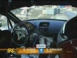 2009 IRC Monte Carlo day 1 Auriol crashes
