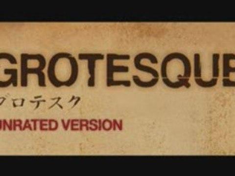 Grotesque - Trailer