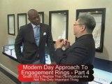 Diamond Engagement Ring Secrets - Part 4 - The Ring Setting