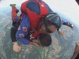 parachute gap tallard chute libre