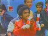 Pub pour Pepsi avec Michael Jackson 1984