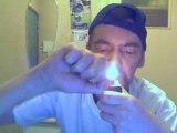 Joharno le rapeur fumeur de beuh