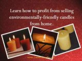 Candle Home Business:  Your Scented Way to Financial Freedom
