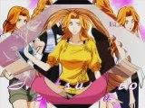 AmV manga fille les plus jolie