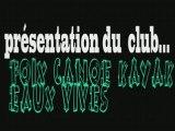 FOIX CANOE KAYAK EAUX VIVES - présentation Philippe CALMETTE