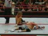 WWE Raw 26/01 - Partie 7 - John Cena vs Shawn Micheals (Fin)