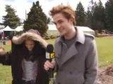 "Robert Pattinson & Kristin Stewart  ""Bonding"""