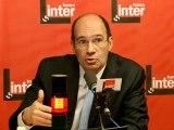 Eric Woerth - France Inter