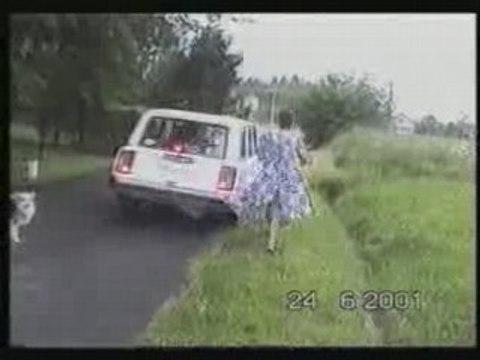 Как раздеть женщину, не выходя из машины