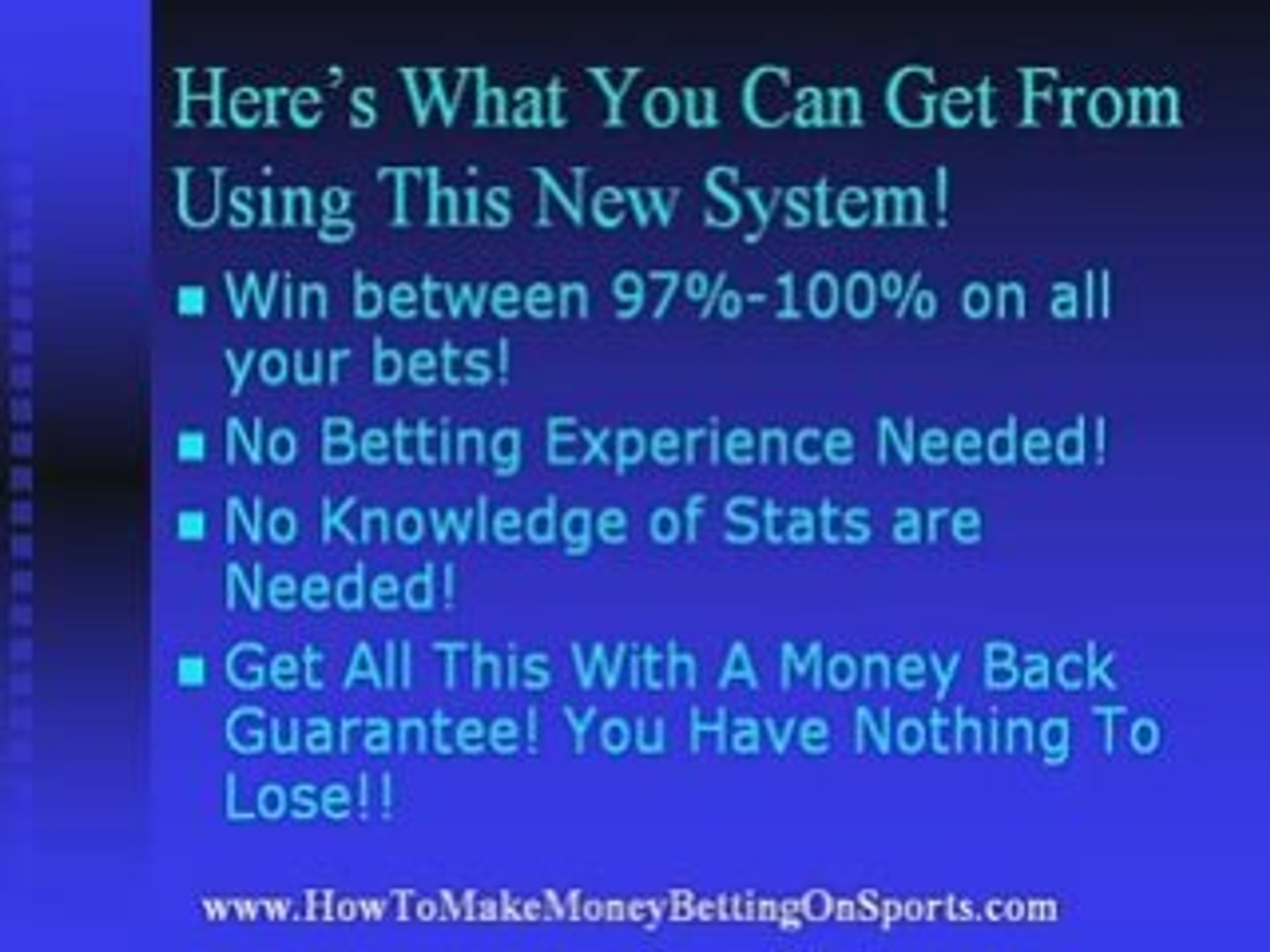 Online betting money back scotia investments limited address stamps